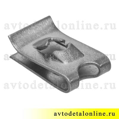 Фланцевая гайка скоба под саморез для крепления деталей ГАЗ и др 292665