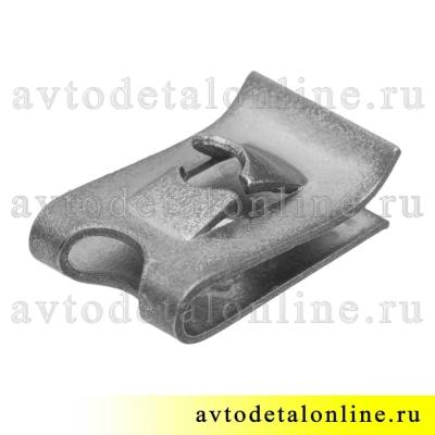 Фланцевая гайка крепления деталей ГАЗ и др 292665 скоба пружинная под винт или саморез
