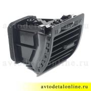 Дефростер УАЗ Патриот 3163-8104300 с передней панелью и крепежом, корпус 3163-8104350 фото