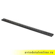 Накладка подножки УАЗ Патриот резиновая 3162-8405045-02 на трубу бокового ограждения