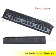 Резиновая накладка подножки Патриот УАЗ передняя, левая 3160-8405571