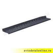 Резиновая передняя правая накладка на пороги Патриот УАЗ 3160-8405570