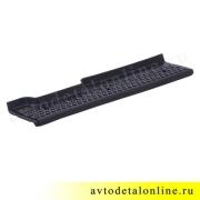 Резиновая накладка на пороги Патриот УАЗ 3160-8405581 средняя, левая