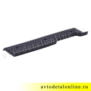 Резиновая средняя левая накладка на пороги Патриот УАЗ 3160-8405581