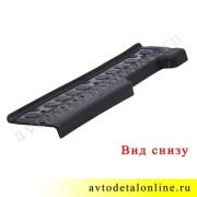 Резиновая накладка на пороги Патриот УАЗ 3160-8405580 средняя, правая
