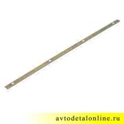 Планка накладки на пороги УАЗ Патриот 3162-8405050, на трубу бокового ограждения