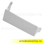 Надставка облицовки радиатора УАЗ Патриот, ресничка левая, до 2015 г