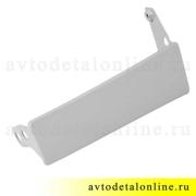 Надставка облицовки радиатора УАЗ Патриот, ресничка правая, до 2015 г