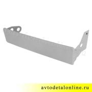 Правая надставка облицовки радиатора УАЗ Патриот 3163-16-8401020, до 2015 года, ресничка на фары