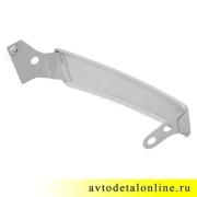 Правая ресничка Патриот УАЗ 31631-8401020,  надставка облицовки радиатора на фары до 2015 года