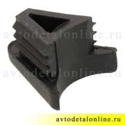 Заглушка резиновых накладок на пороги УАЗ Патриот 3162-8405040 на трубу бокового ограждения