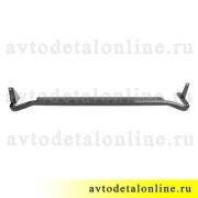 Подножка УАЗ Патриот, защитная труба порогов правая 3162-8405012 силовое боковое ограждение без резинки