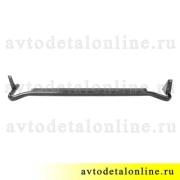 Подножка УАЗ Патриот, труба порогов левая 3162-8405013 без резинки