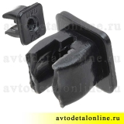 Пистон-втулка заднего номерного знака УАЗ Патриот 3160-2808020 пластиковый элемент крепления накладки бампера