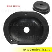Резиновый пыльник КПП УАЗ Патриот на замену уплотнителя пола 3163-5130014