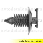 Пистон-клипса крепления обшивки дверей УАЗ Патриот 3160-6102053, кнопка применяется и для ВАЗ 2108-6102053