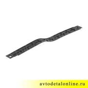 Облицовка порога пола на УАЗ Патриот передняя правая, каталожный номер накладки порога 3160-5109072