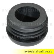 Заглушка внешней трубы порога УАЗ Патриот 3162-8405055 в виде усиленного бокового ограждения 3162-8405013