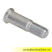 Специальный винт М10х1,25 применяется как палец фиксатора замка двери УАЗ Патриот 3163-6105228
