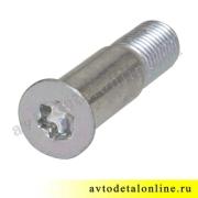 Палец фиксатора замка двери УАЗ Патриот 3160-6105228, винт М10х1,25 специальный