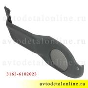 Карман двери Патриот УАЗ 3163-6102023, левая накладка на обивку с решеткой для динамика