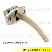 Ограничитель двери УАЗ Патриот 3160-6106082-95 передней и задней