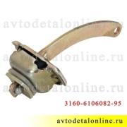 Ограничитель боковой двери УАЗ Патриот левой и правой, номер фиксатора 3160-6106082-95
