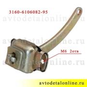 Фиксатор двери УАЗ Патриот передней и задней номер ограничителя 3160-6106082-95
