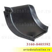 Накладка на пороги УАЗ Патриот задняя, правая 3160-8405592
