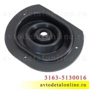 Резиновый пыльник КПП Патриот УАЗ 3163-5130016-08А применяется с 2008 г на рычагах
