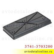 Поддон АКБ, внутренний размер 275х180 мм, пластиковый 3741-3703200 ООО Автоконтакт Ульяновск ВОС