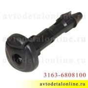 Втулка фиксатор подголовника УАЗ Патриот 3163-6808100 с защелкой