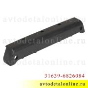 Облицовка на Патриот УАЗ пластиковые накладки на внутренние ручки подлокотника задней двери 31639-6826084