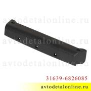 Накладка ручки подлокотника задней двери УАЗ Патриот, основание левое 31639-6826085