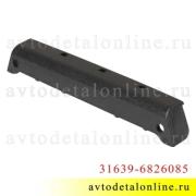 Облицовка на Патриот УАЗ пластиковые накладки на внутренние ручки подлокотника задней двери 31639-6826085