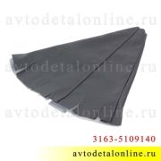 Чехол рычага РК УАЗ Патриот до 2009 г, 3163-5109140, серый