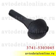 Резиновый отбойник крышки лючка бензобака УАЗ Хантер 3741-5303045