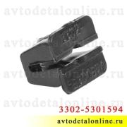 Втулка крепления номерного знака ГАЗ 3110, 3302, пистон под саморез 3302-5301594