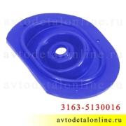 Пыльник КПП УАЗ Патриот с 2008 г., силикон, синий 3163-5130016-08А