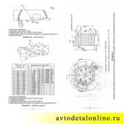 Комплект ГРМ Идеальная фаза ЗМЗ-409, 405, 406 Евро-3, установка на УАЗ Патриот, 406.3906625-05-Э, инструкция