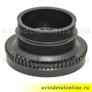 Демпфер-шкив УАЗ Патриот, 406.1005050-60 установка на коленвал двигателя 409, Прогресс