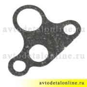 Прокладка масляного насоса УАЗ Патриот с ЗМЗ-409, паронит, 406.1011080