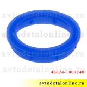 Уплотнитель свечного колодца ЗМЗ-409,406,405 синий силикон, Промтехпласт