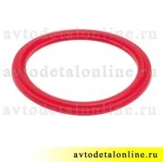 Прокладка маслозаливной крышки ЗМЗ-409 и др УАЗ, ГАЗ, красный силикон, Ростек