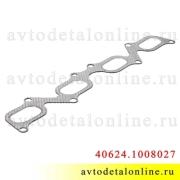 Прокладка Espra металлическая 40624.1008027 для выпускного коллектора ЗМЗ-40924, 40524, 40525 на УАЗ, ГАЗ