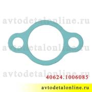Прокладка крышки гидронатяжителя ЗМЗ-409, 405 на УАЗ, ГАЗ, 40624.1006085, Фритекс