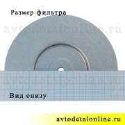 Фильтр воздушный УАЗ Патриот, 31519, Хантер, инжектор ЗМЗ-409, купить 3160-1109080-11 на замену AG-915, размер