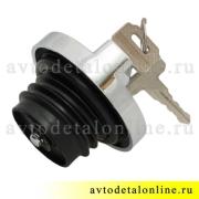 Крышка топливного бака УАЗ Патриот, Хантер с замком 3163-1103010