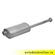 Глушитель УАЗ Патриот 3163 до 2008 г, каталожный номер 31622-1201010-10