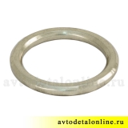 Прокладка кольцо приемной трубы ЗМЗ-402, 406 толстая